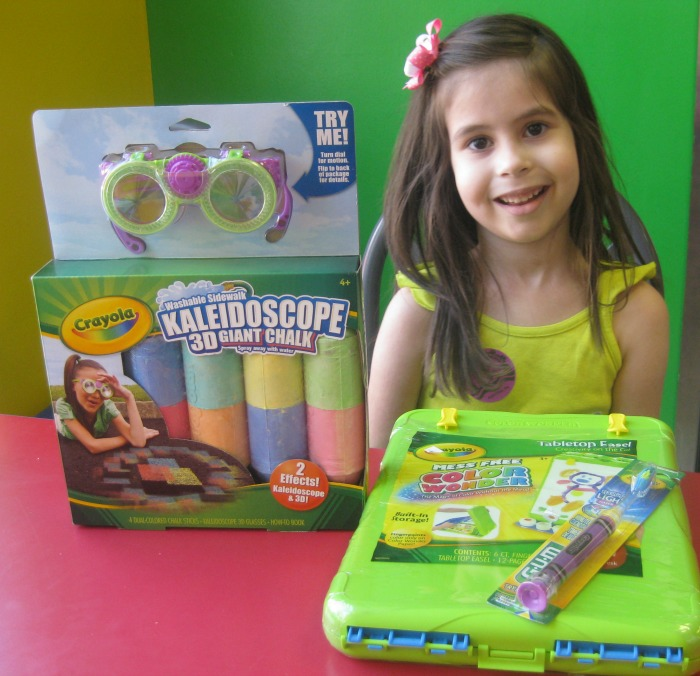 Crayola Factory gifts