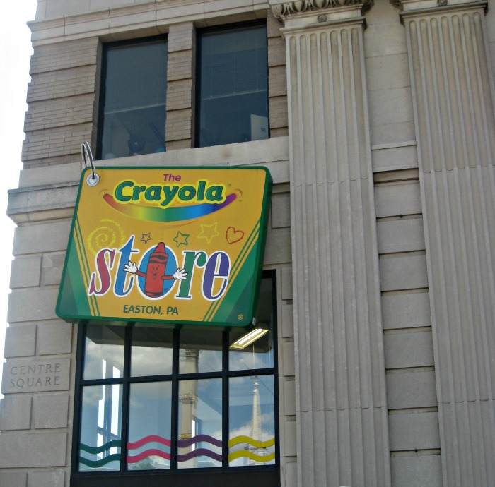 The Crayola Store Easton PA