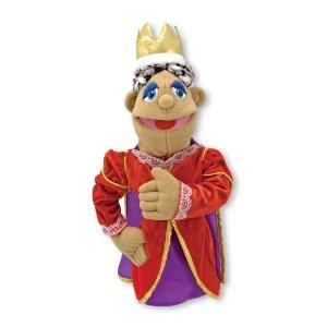 Melissa & Doug Queen Puppet - Now just $10.93 (Reg $20 ...
