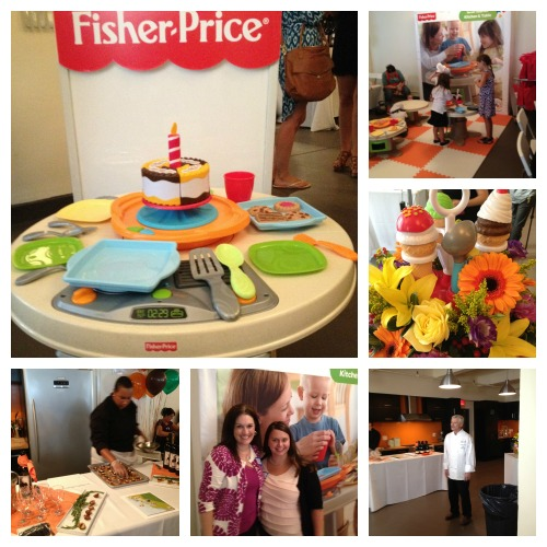 Fisher Price Servin Surprises Kitchen Amp Table Magical