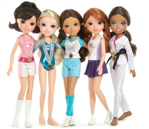 Moxie Girlz World Of Sports Dolls Inspiring Giveaway Closed