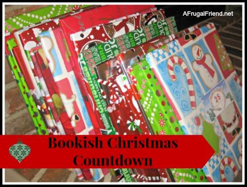 Bookish Christmas Countdown