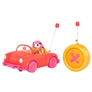 lalaloopsy remote control car with character doll now finding debra. Black Bedroom Furniture Sets. Home Design Ideas