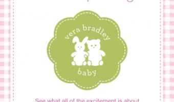 Announcing Vera Bradley Baby!