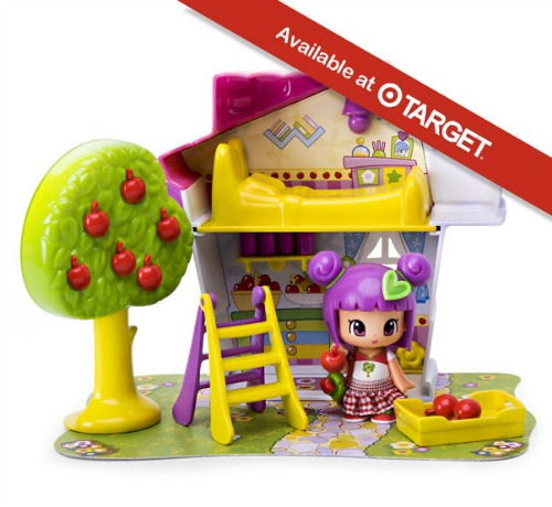 Target Toy Book 2013 : New pinypon toys cupcake cafe apple orchard fairies and