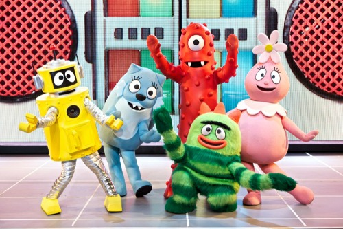 Yo Gabba Gabba Live Tour New Music Cd Giveaway Closed Finding Debra
