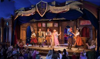 Disneyland's New Fantasy Faire Opens March 12th – Royal Theatre, Tangled Tower and more