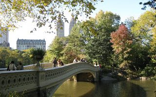 Autumn in New York (Heading to Sesame Street – Part 1)