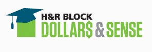 Financial Literacy is a Necessity for Kids - Tips from H&R Block Dollars & Sense ($50 Giveaway) - CLOSED