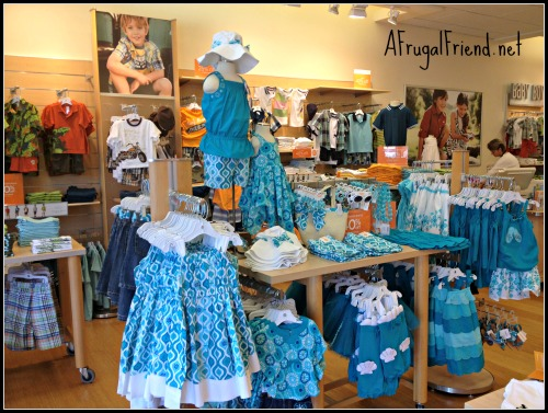 Gymboree Girls Aqua Summer Collection
