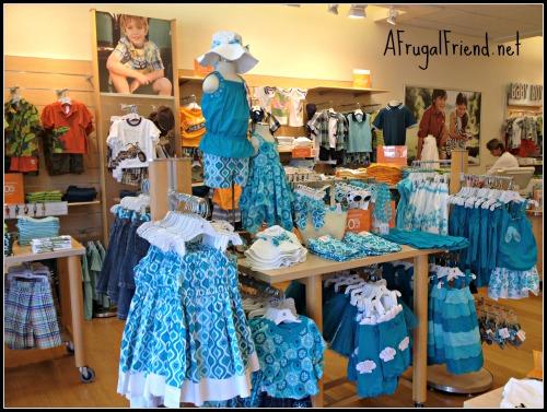 Gymboree Girls Aqua Summer Collection