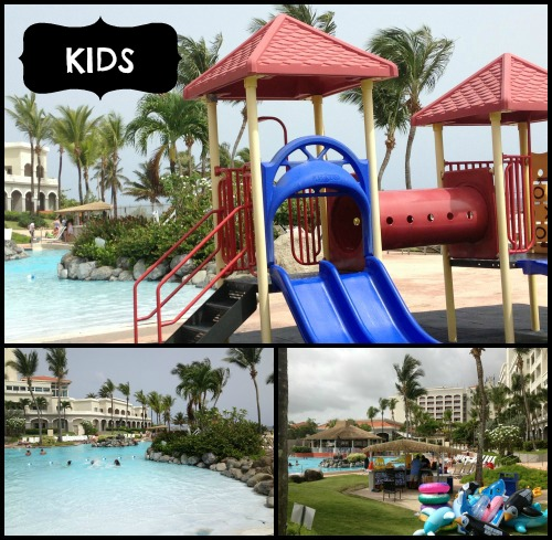 Embassy Suites Dorado Kid Outdoor Fun