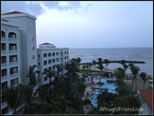 Embassy Suites Dorado Room View