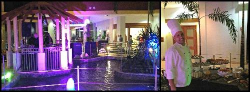 Embassy Suites Dorado Welcome Reception Pool Bohio