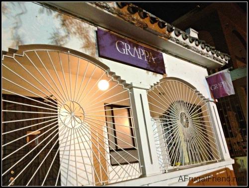 Puerto Rico Grappa Restaurant