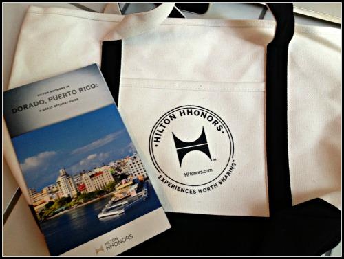 Puerto Rico Hilton HHonors  Itinerary