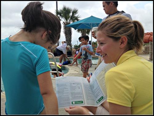 SeaWorld Aquatica Swim Lessons Book