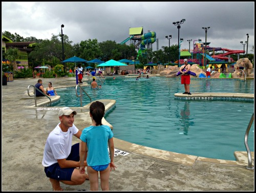 SeaWorld Aquatica Swim Lessons Safety Talk