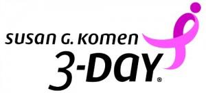 Susan G Komen 3 Day Logo