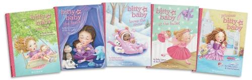 American Girl Bitty Baby Books