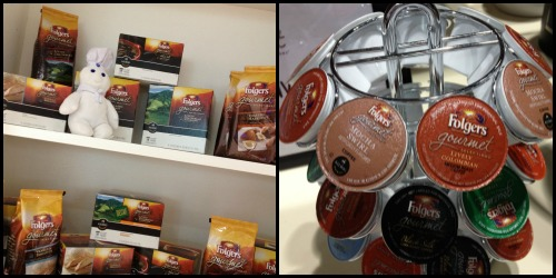 Folgers Coffee Selection