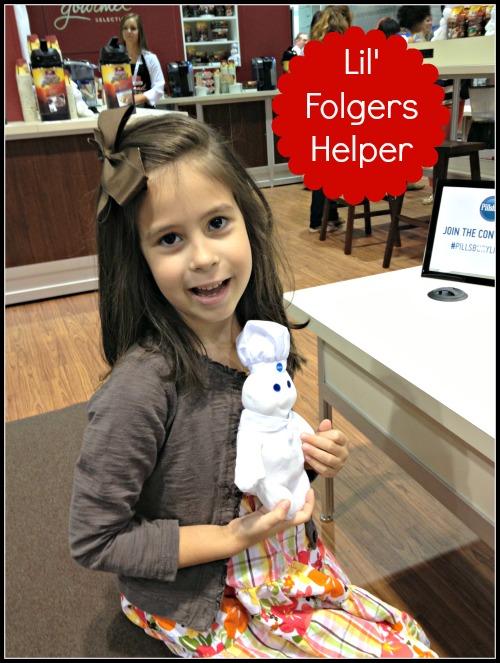 Folgers Lounge Helper