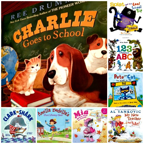 Top Back To School Childrens Books