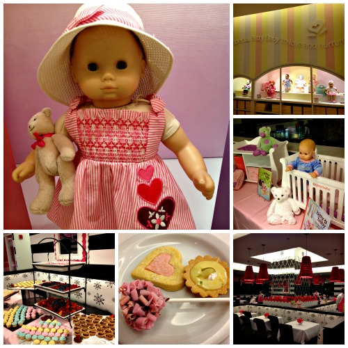 American Girl BlogHer Chicago Event
