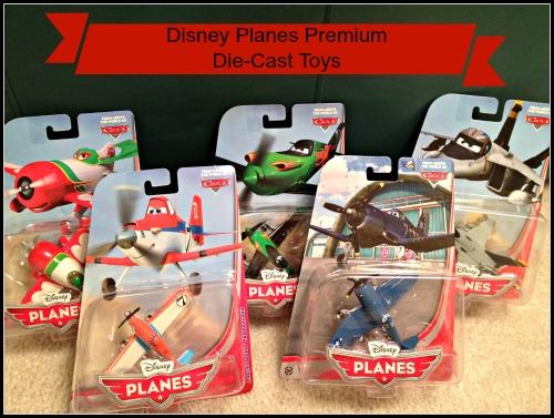Disney Planes Die-Cast Toys