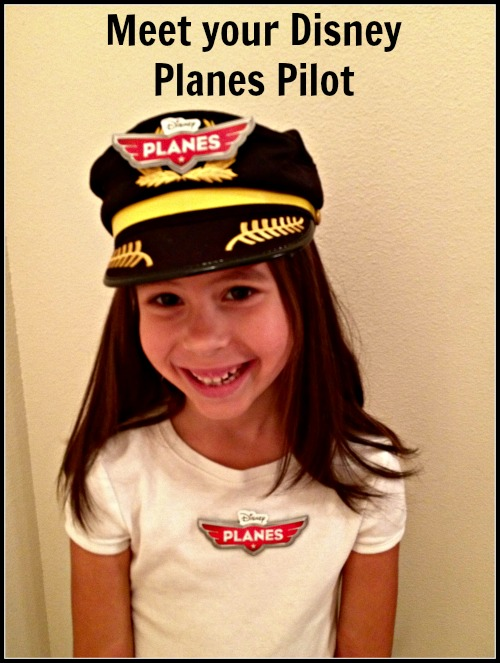 Disney Planes Meet your Pilot