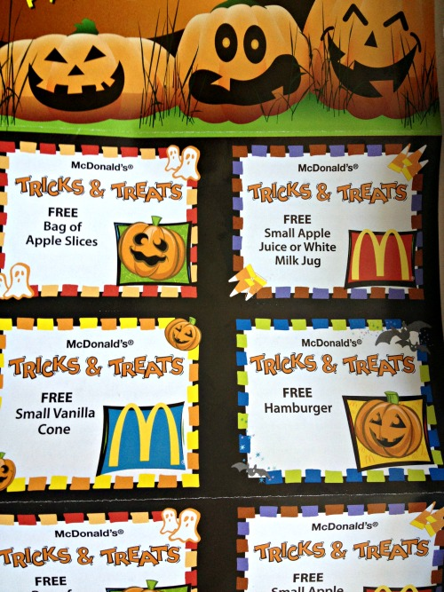 Free Food Coupons September