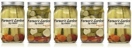 New Farmer 39 S Garden Pickles By Vlasic No Artifical