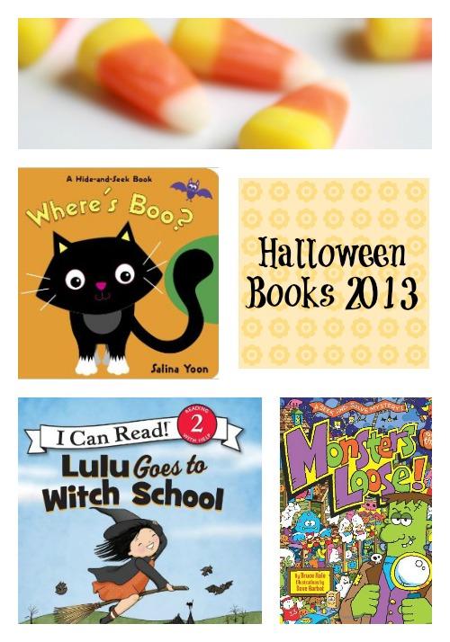Halloween Books 2013