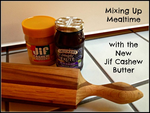 Jif Mixing up Mealtime