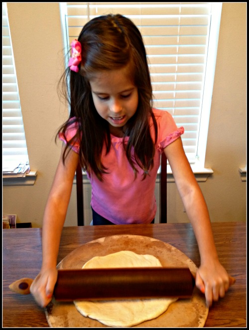 Pizza Dough Making