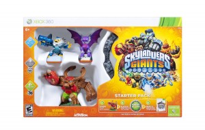 skylander giants starter pack xbox