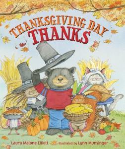 thanksgiving day thanks by laura malone elliott