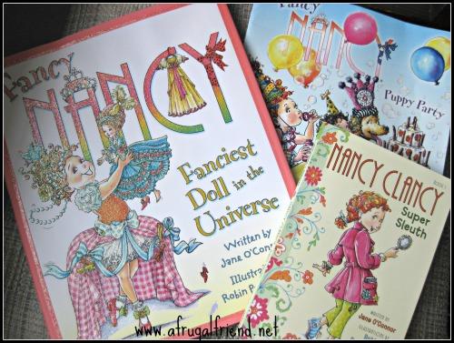 Fancy Nancy Books