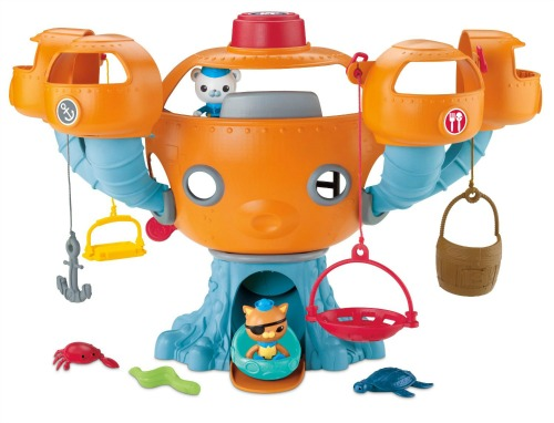Hot Fisher Price Octonauts Octopod Playset Now Only 15