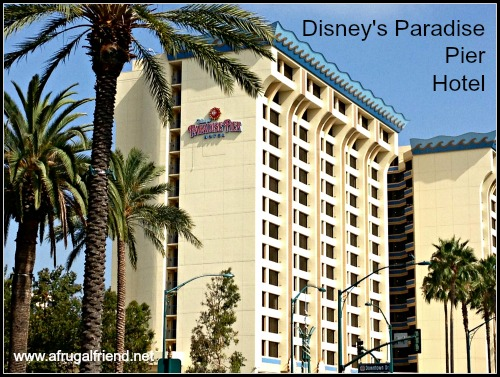 Disney's Paradise Pier Hotel 2