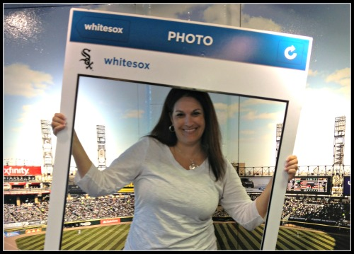 White Sox Photo Fun