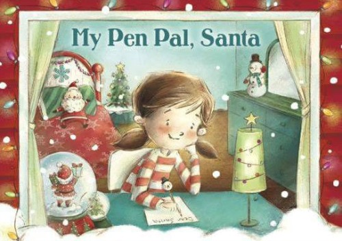 my pen pal santa