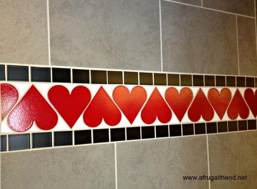 Disney Parks Bathroom Queen of Hearts