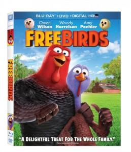 FreeBirds BluRay DVD Combo