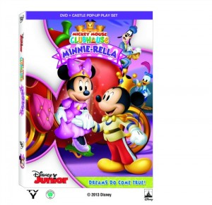 Minnie_Rella DVD