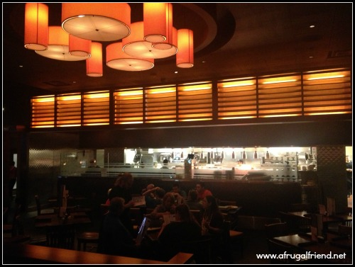 Houlihan's Restaurant Ambiance