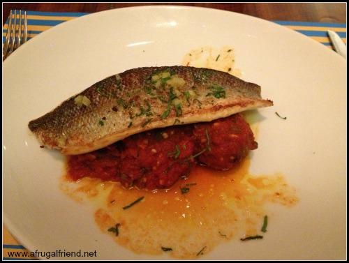 Stella 34 Dinner