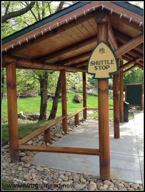 Westgate Smoky Mountain Shuttle Stops