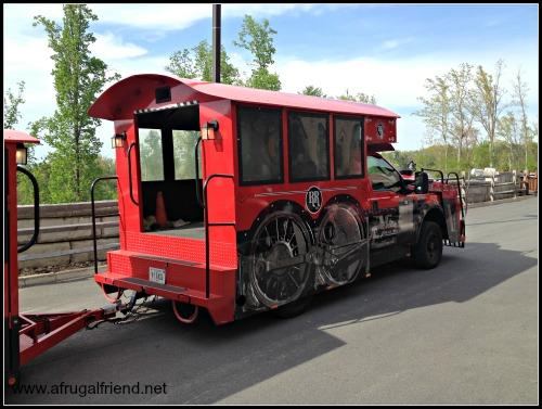 Westgate Smoky Mountain Train Shuttle