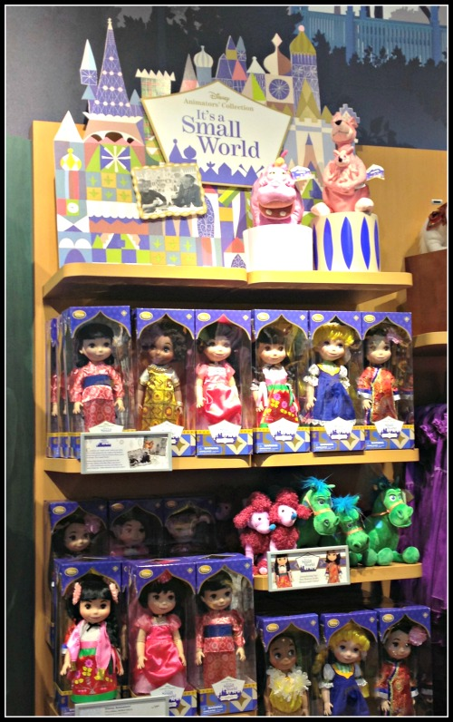 It's a Small World Dolls